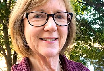 Headshot of Sharon Berberich